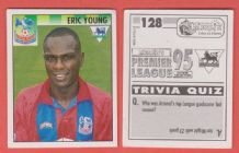 Crystal Palace Eric Young Wales